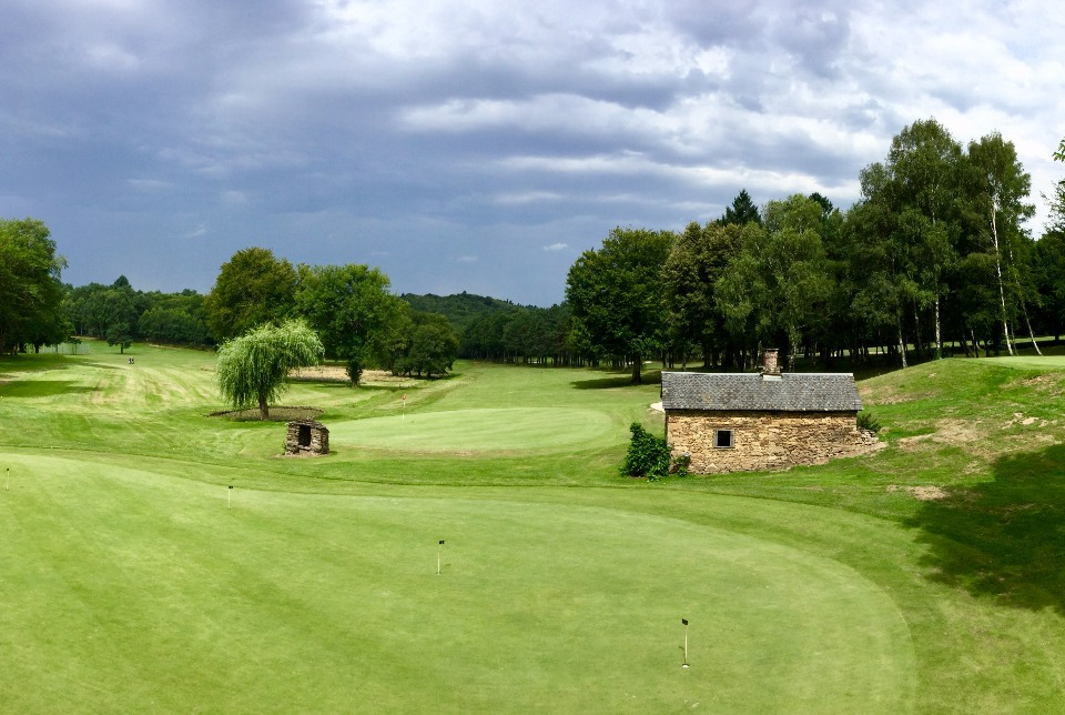Golf trip and Spa Dordogne Valley