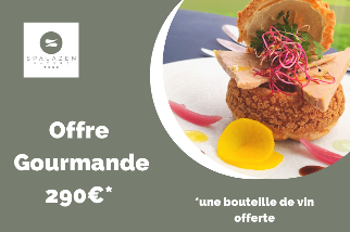 OFFRE GOURMANDE : 290€